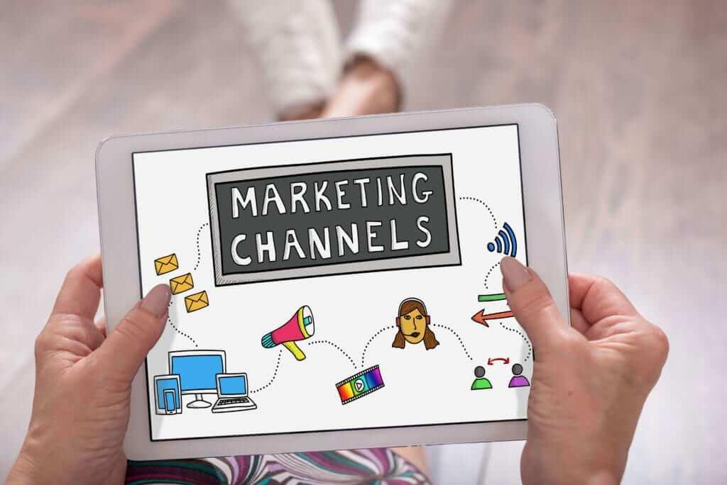 Marketing channels concept
